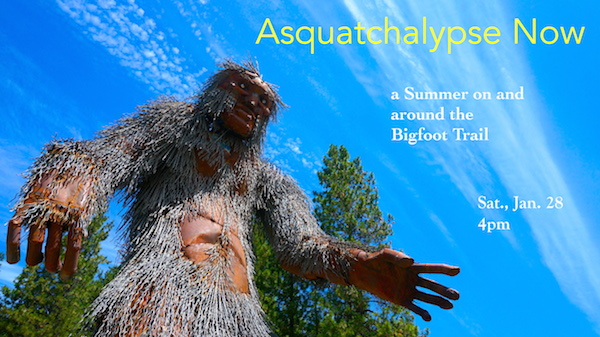 Asquatchalypse Now Poster